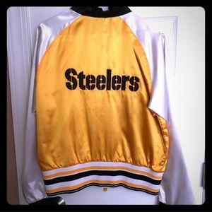 Steelers windbreaker jacket